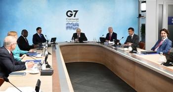 Dịch COVID-19 và cạnh tranh chiến lược với Trung Quốc làm 'nóng' hội nghị G7