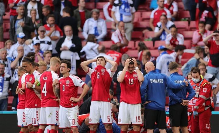 Eriksen chiến thắng tử thần và vẻ đẹp nhân văn của bóng đá  - 4
