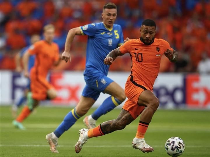Cuốn phăng Ukraine, 'cơn lốc' Hà Lan thách thức mọi đối thủ tại EURO 2020  - 2