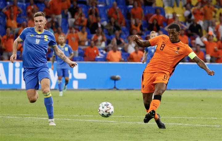 """Cuốn phăng Ukraine, """"cơn lốc"""" Hà Lan thách thức mọi đối thủ tại EURO 2020"""