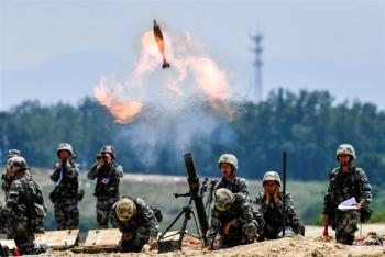 NATO ra thông cáo xem Trung Quốc là mối đe dọa an ninh