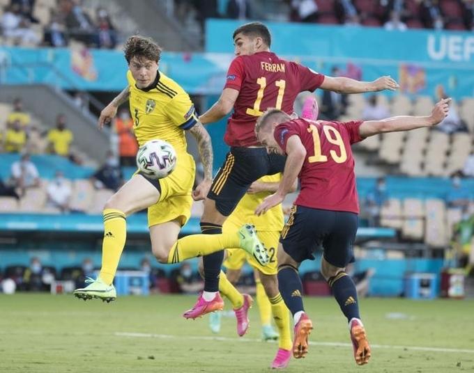 Tây Ban Nha ra quân nhạt nhoà ở Euro 2021 - VnExpress