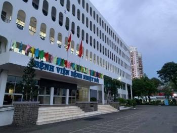 Bệnh viện Bệnh Nhiệt đới TP.HCM hiện ghi nhận 60 nhân viên mắc COVID-19