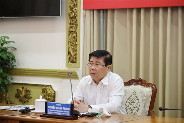 Chủ tịch TP.HCM: Dịch trong tầm kiểm soát nhưng diễn biến phức tạp và khó lường - 1