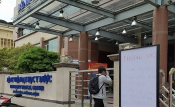 BV Đại học Y dược TP.HCM tạm ngừng hoạt động do nhân viên nghi mắc COVID-19