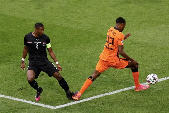 Kết quả EURO 2020: Đánh bại Áo, Hà Lan ghi tên vào vòng knock-out - 1
