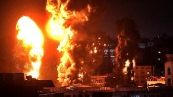 Chính quyền Israel mới tiếp tục ra lệnh không kích dải Gaza