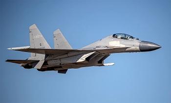 Máy bay quân sự Trung Quốc lại áp sát Đài Loan