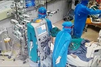 Bệnh nhân mắc COVID-19 ở An Giang qua đời