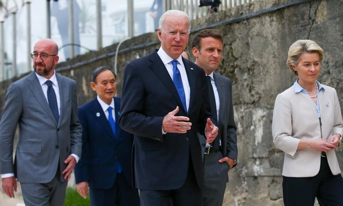 """5 tháng Biden đưa Mỹ trở lại vị thế """"anh cả"""" toàn cầu"""