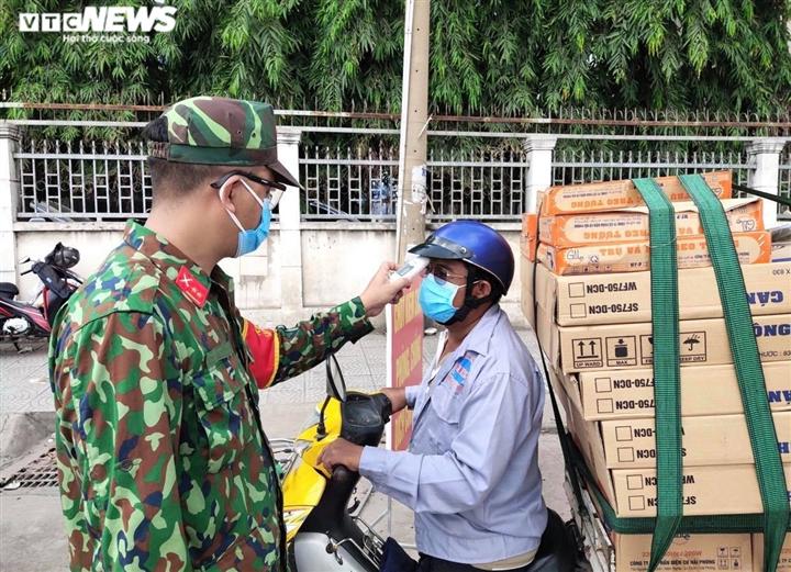 TP.HCM thiết lập vùng phong tỏa nhiều khu vực quận Bình Tân từ 20/6 - 1