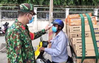 TP.HCM thiết lập vùng phong tỏa nhiều khu vực quận Bình Tân từ 20/6