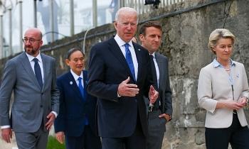 5 tháng Biden đưa Mỹ trở lại vị thế