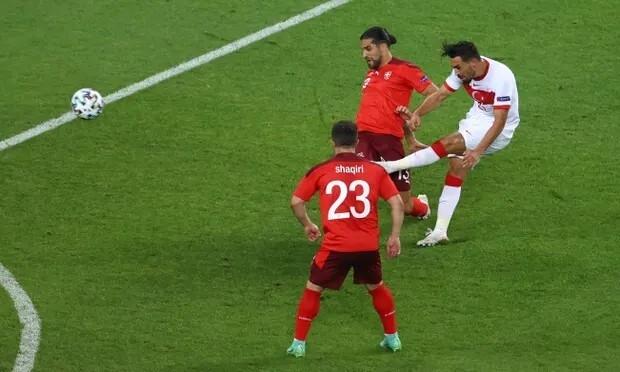 """""""Messi của vùng Alps"""" níu hy vọng cho Thụy Sỹ - VnExpress"""