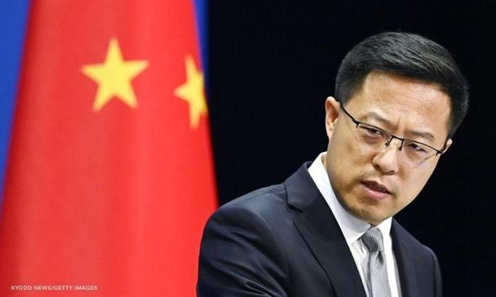 """Mỹ - Trung lại """"đấu khẩu"""", đổ lỗi lẫn nhau về nguồn gốc COVID-19"""