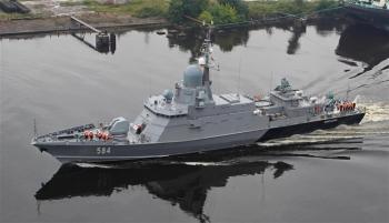 Nga bán hơn 5 tỷ USD vũ khí cho hải quân các nước, tàu tên lửa đắt hàng