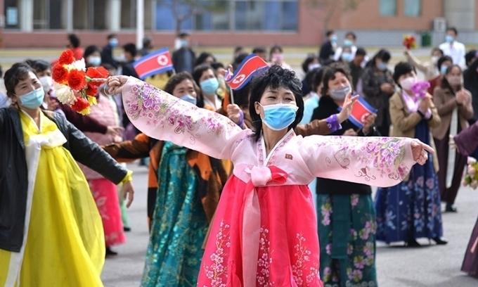 """Triều Tiên tái khẳng định """"sạch bóng"""" Covid-19"""
