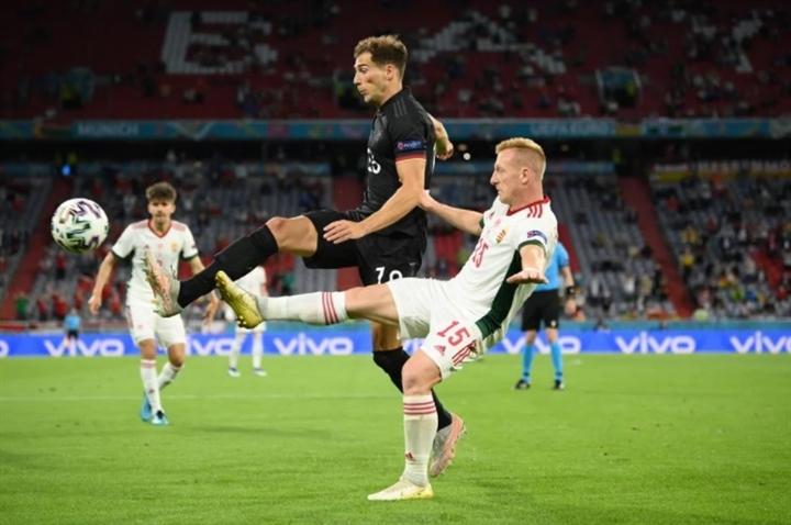 Kết quả EURO 2020: Thoát thua Hungary, đội tuyển Đức gặp Anh ở vòng 1/8 - 1