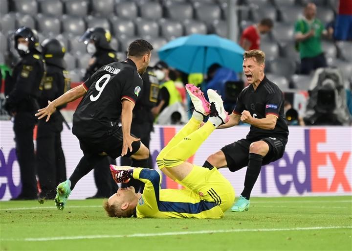Kết quả EURO 2020: Thoát thua Hungary, đội tuyển Đức gặp Anh ở vòng 1/8 - 2