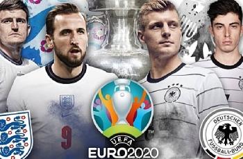 Vòng 1/8 EURO 2020: Đại chiến Bỉ vs Bồ Đào Nha, Anh vs Đức