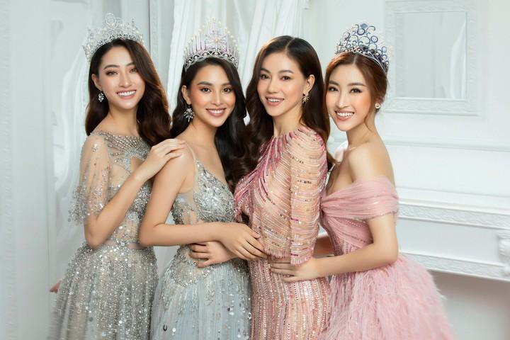 3 cựu Hoa hậu được đề cử đại diện nhan sắc Việt thi quốc tế