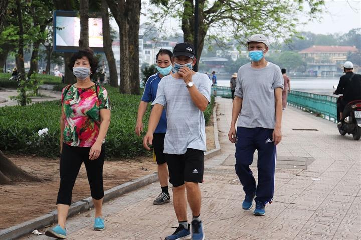 Từ 0h ngày 26/6, Hà Nội cho phép người dân tập thể dục, thể thao ở công viên - 1