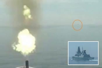 Lầu Năm Góc: Nga phóng đại vụ tàu chiến Anh ở biển Đen
