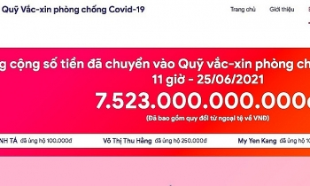 Tiền nhàn rỗi của Quỹ vaccine Covid-19 gửi tại đâu?