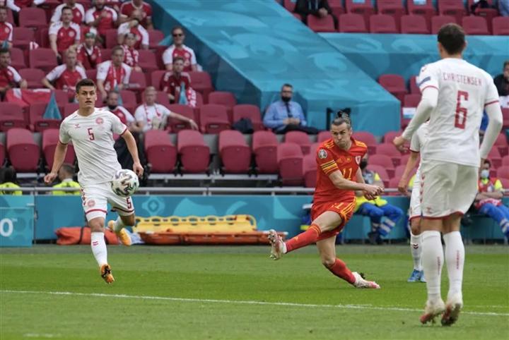 Kết quả EURO 2020: Đè bẹp Xứ Wales, Đan Mạch vào tứ kết  - 1