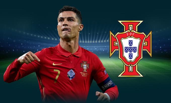 109 bàn của Ronaldo ở cấp ĐTQG