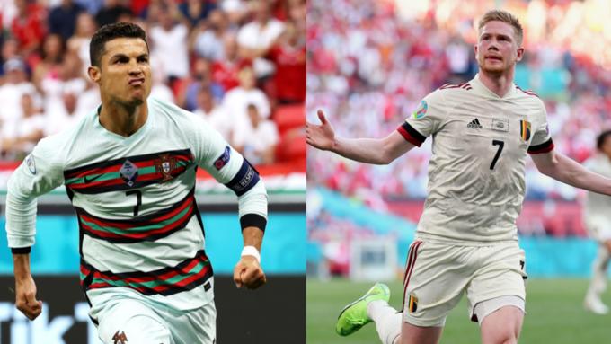 Bỉ - Bồ Đào Nha: Chờ Ronaldo lập kỷ lục