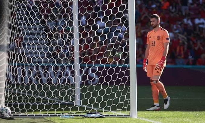 Phản lưới ở Euro 2021 nhiều bằng mọi giải trước gộp lại