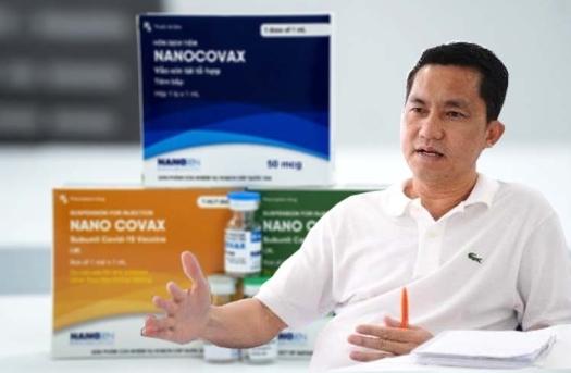 Ông chủ công ty Nanogen sản xuất vaccine Nanocovax made in Viet Nam là ai?