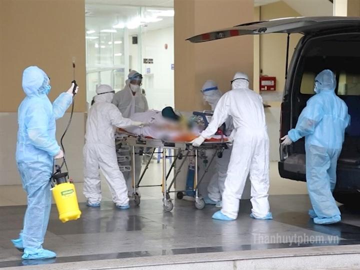 Người đàn ông mắc COVID-19 ở TP.HCM bỏ trốn khỏi nơi điều trị để về nhà - 1