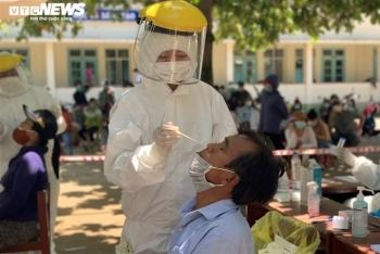Quảng Ngãi: Thêm 8 ca dương tính SARS-CoV-2 trong khu vực phong tỏa