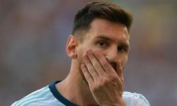 Những nguyên nhân khiến Messi sa sút tại Copa America