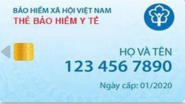 thay the bao hiem y te giay bang dien tu tu thang 12020