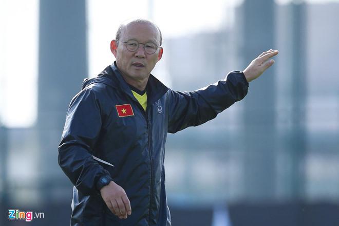 hlv park hang seo khong du le boc tham vong loai world cup chau a