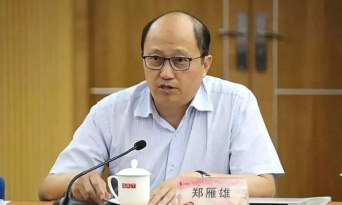 trung quoc bo nhiem truong phong an ninh quoc gia hong kong