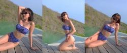 Tóc Tiên tung ảnh bikini