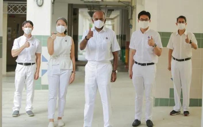 singapore to chuc bau cu ton kem nhat lich su giua dich covid 19