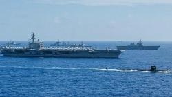 Trung Quốc liên tục gây hấn, Ấn Độ mời Australia tập trận cùng Mỹ, Nhật Bản