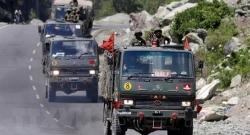 Quân đội Trung Quốc-Ấn Độ tiếp tục rút khỏi khu vực tranh chấp