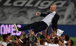 Zidane: 'Vô địch La Liga tuyệt hơn Champions League'