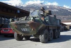 Xuất khẩu vũ khí của Thụy Sĩ mạnh trong nửa đầu năm 2020