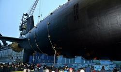 Nga đóng tàu ngầm mang vũ khí siêu vượt âm