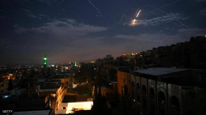 syria tan cong dap tra israel