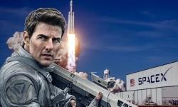Phim vũ trụ của Tom Cruise định giá 200 triệu USD