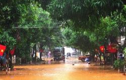 Đầu tháng 8 sẽ xảy ra đợt mưa lớn diện rộng, có nơi mưa to đến rất to