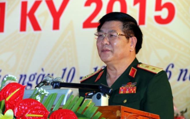 Ban Bí thư kỷ luật Trung tướng Dương Đức Hoà